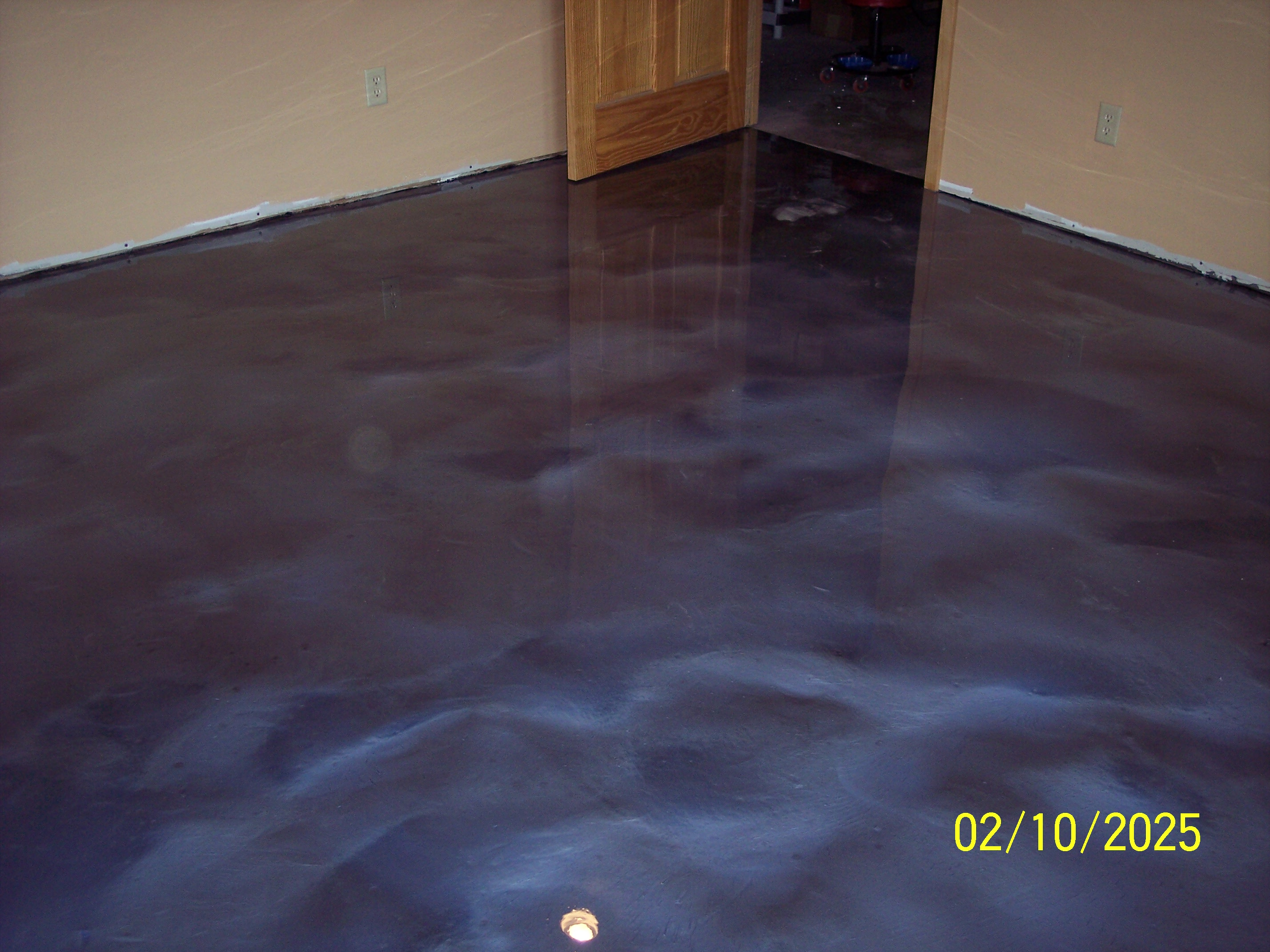 Metallic Epoxy Flooring Superior Resurfacing